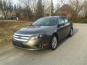 2011 Fusion SEL.2.5 Loaded, 98000 Kms, Free of Accident,Warranty