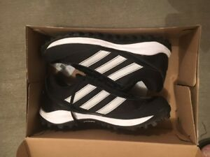 Adidas Mens Turf Hog football clears (low)