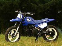 Wanted Yamaha pw50 scrambler
