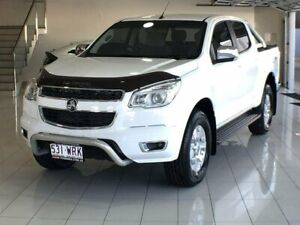 2016 Holden Colorado RG MY16 LTZ Crew Cab White 6 Speed Sports Automatic Utility Ashmore Gold Coast City Preview