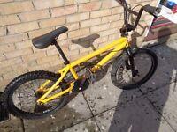 Felt BMX Bike For Sale