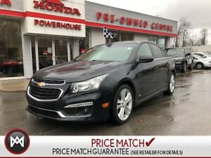 2016 Chevrolet Cruze Limited 2LT Auto LT* BACK-UP CAM! BLUETOOTH