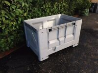 STILLAGE PLASTIC STORAGE BIN IDEAL TOOL BOX RUBBISH CRATE ETC £30