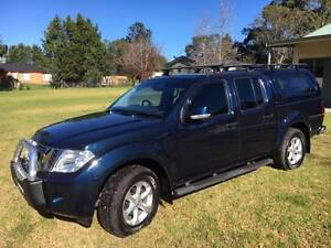 2012 Nissan Navara Ute Bargo Wollondilly Area Preview
