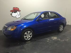 2009 Kia Spectra LX Convenience  ***FINANCING AVAILABLE***