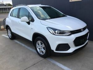 2018 Holden Trax TJ MY18 LS White 6 Speed Automatic Wagon Stuart Park Darwin City Preview