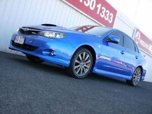 2009 Subaru Impreza G3 MY10 WRX AWD 5 Speed Manual Sedan