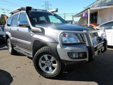 2008 Toyota Landcruiser Prado GRJ120R 07 Upgrade GXL (4x4) 5 Speed Automatic Wagon North St Marys Penrith Area Preview