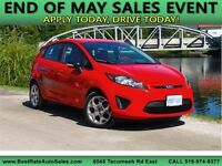 2012 FORD FIESTA ~ GREAT DEAL! 4.9 % Financing OAC! CASH DEALS! Windsor Region Ontario Preview