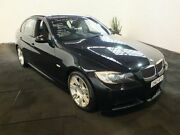 2008 BMW 325I E90 MY08 STEPTRONIC Black Sports Automatic Sedan Clemton Park Canterbury Area Preview