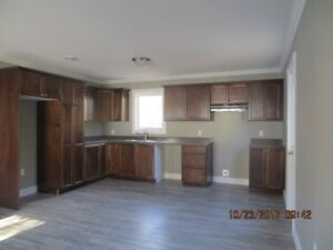 For rent new 3 bedroom house.7097832932