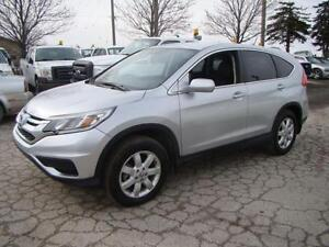 2015 HONDA CRV -AWD * LEATHER * ONLY 7200 KM
