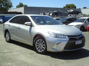 2017 Toyota Camry Silver Automatic Sedan Embleton Bayswater Area Preview