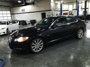 (SOLD) JAGUAR XF,LEATHER,SUNROOF,NAVIGATION,NO ACCIDENTS,LOW KM