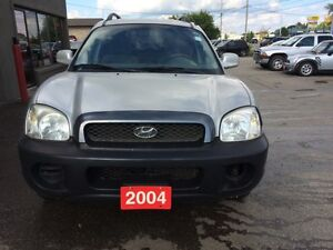 2004 Hyundai Santa Fe GL Kitchener / Waterloo Kitchener Area image 2