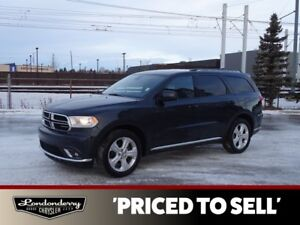 2015 Dodge Durango AWD SXT Bluetooth,  A/C,