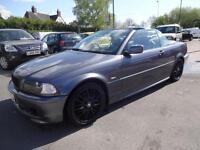 BMW 325i Ci SPORT~52/2003~AUTO~2 DOOR CONVERTIBLE~STUNNING METALLIC~HUGE SPEC
