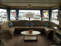 6 Berth caravan to let Cayton Bay Scarborough