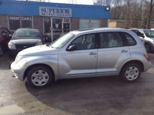 2005 Chrysler PT Cruiser Fully Certified! No accidents!