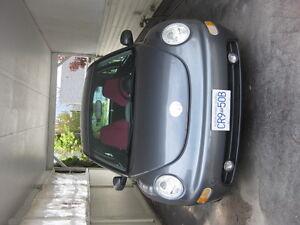 2002 Volkswagen Beetle Hatchback