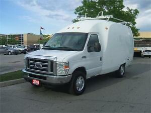 2008 Ford Econoline UNICELL BUBBLE VAN