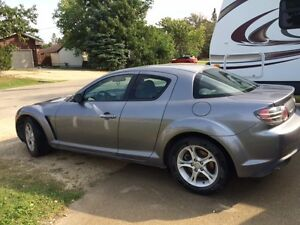 2004 Mazda RX-8 GS Coupe (2 door)