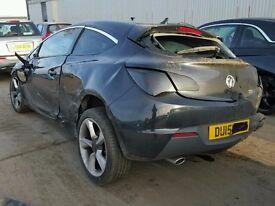 Vauxhall Astra J GTC 2015 **BREAKING** 2.0 CDTI
