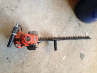 Long reach petrol hedge cutter by Echo spares or repairs