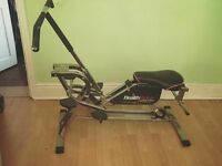Health rider homepro total body fitness