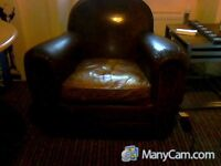 ( Used ) Chairs and Leather on Pinterest