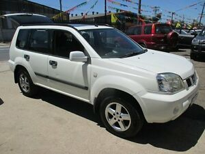 2004 Nissan X-Trail T30 II ST-X White 4 Speed Automatic Wagon Tottenham Maribyrnong Area Preview
