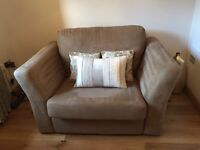 Love Seat Sofa/Chair - Immaculate Condition