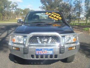 2014 Nissan Navara D22 Series 5 ST-R (4x4) Blue 5 Speed Manual Dual Cab Pick-up Dalby Dalby Area Preview