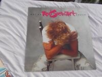 Vinyl LP Out Of Order – Rod Stewart Warner Brothers WX 152 Stereo 1988