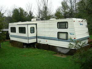 35ft Cobra Sierra RV Trailer For Sale