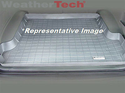 Ford Bronco Cargo Liner - WeatherTech Cargo Liner Trunk Mat - Ford Bronco - 1980-1996 - Grey