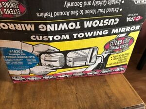 TRAILER-TOWING MIRRORS
