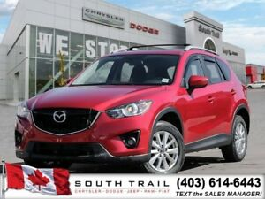 2015 Mazda CX-5 GS | AWD | Remote Start | Power Sunroof| $177 BW