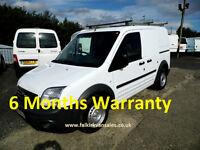 Ford Transit Connect 1.8 TDCi T200 SWB 4dr£4,695 +VAT