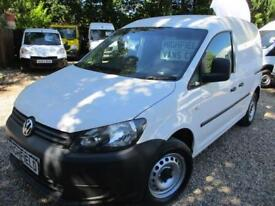 2013 Volkswagen Caddy 1.6TDI ( 102PS ) C20 GEN MILES E WINDOWS NO VAT