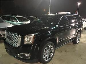 2015 GMC Yukon Denali black on black