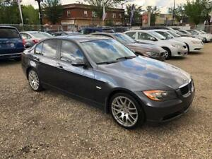 2006 BMW 3Series 325i, Manual, Leather, Sunroof