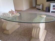 Glass topped Coffee Table Palm Beach Pittwater Area Preview