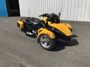 2008 can am spyder GS