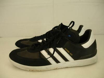 46855d8f31d Adidas Samba ADV Shoes Core Black Cloud White Bluebird BY3928 Shoes Mens sz  12 M