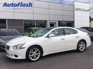 2013 Nissan Maxima SV 3.5L *Cuir/Leather* Toit/Roof *GPS/Camera*