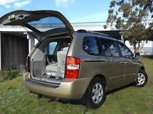 FROM ONLY $45 P/WEEK ON FINANCE* 2006 KIA CARNIVAL 8 SEATER VAN North Hobart Hobart City Preview