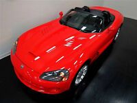 2004 Dodge Viper Convertible 750HP MUST GO MY LAMBO IS IN!!!