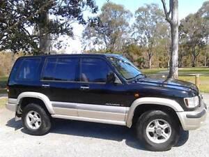 Holden Jackaroo 2001 4WD+ Bed Inside+Set Camp+Set Kitchen & more! Brisbane Region Preview