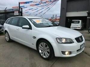 2013 Holden Commodore VE II MY12.5 Z-Series White 6 Speed Automatic Sportswagon Brooklyn Brimbank Area Preview